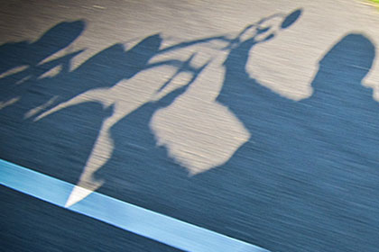Trike Fun shadow